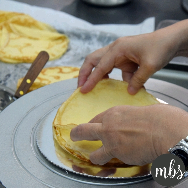 Tiramisu Mille Crepes Workshop (10 APR)2