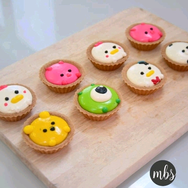 Tsum Tsum Cheese Tart Workshop (06 APR 2019)