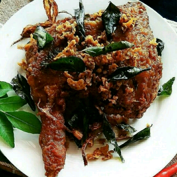 Add On Ayam Goreng