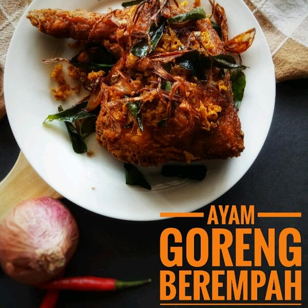 Set Ayam Goreng Berempah