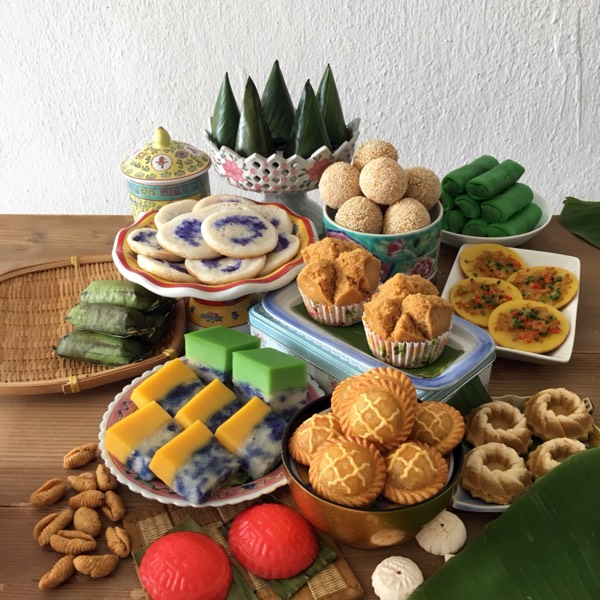 20 Oct '18 - An Afternoon of Nostalgic Kueh Recipes0