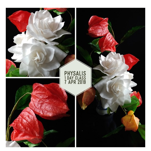 Wafer Paper Flowers Workshop with Petya Shmarova0