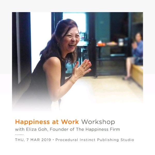 WORKSHOP: Happiness At Work