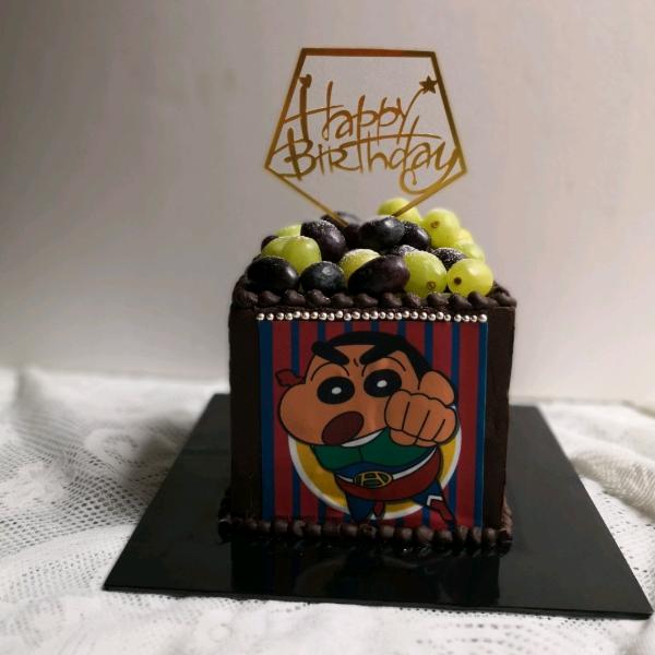 蠟筆小新蛋糕0