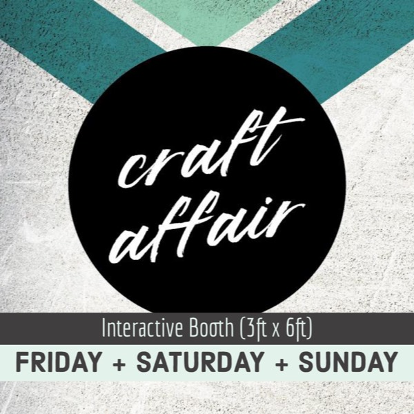 CA Interactive Booth: 3 Days (3x6)0