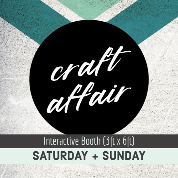 CA Interactive Booth: 2 Days (3x6)1