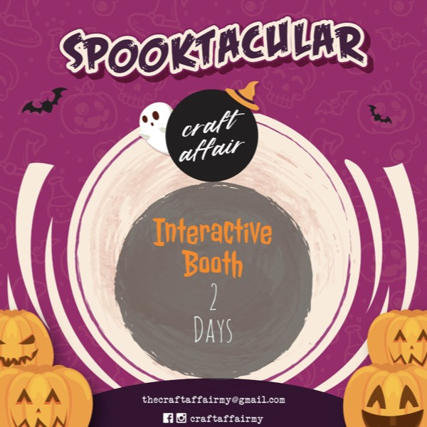 CA Interactive Booth: 2 Days1