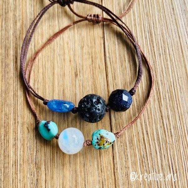Chakra Reading + Custom Crystal Grid + Bracelet/Keychain4