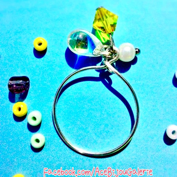 Ring Of Joy Wire wrapping By Wendy1