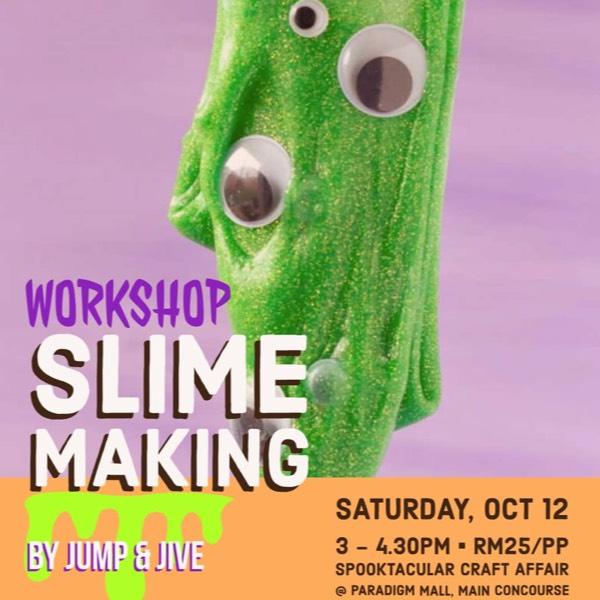 Slime Making Workshop by Jump&Jive0