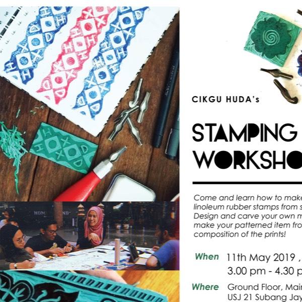 Stamp Making Workshop0
