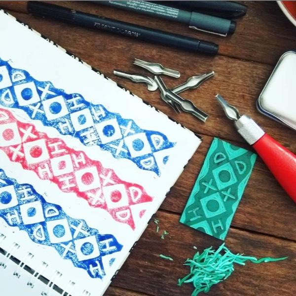 Stamp Making Workshop1