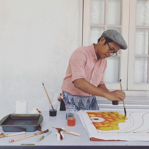 Teja Studio Malaysian Art & Craft (Batik Painting workshop) 0
