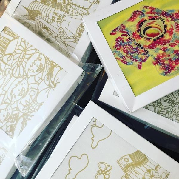Teja Studio Malaysian Art & Craft (Batik Painting workshop) 1