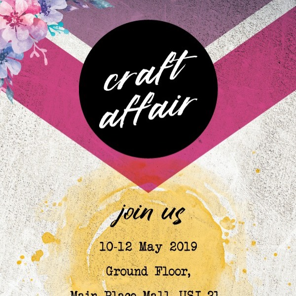 Craft Affair Vendor Booth: 2 Days1