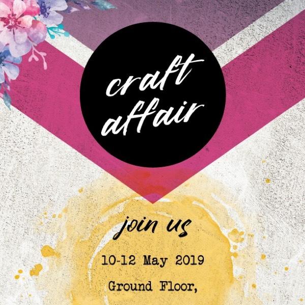 Craft Affair Vendor Booth: 3 Days1
