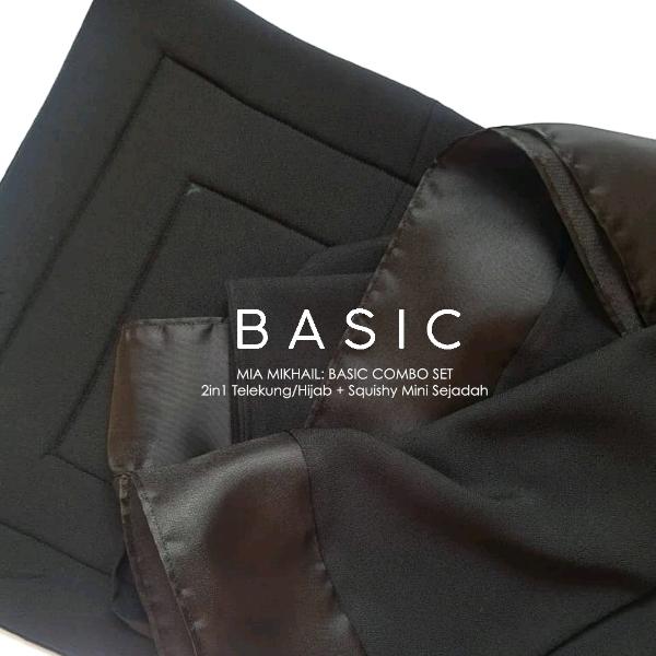 Basic Combo Black
