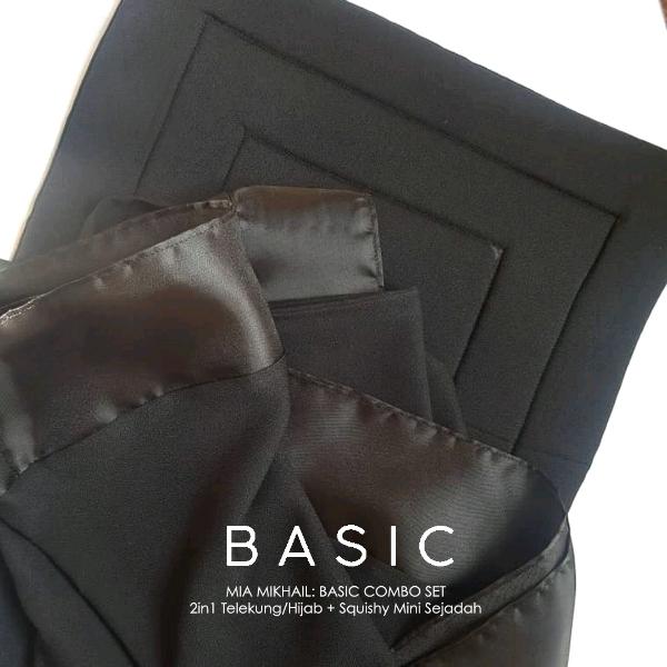 Basic Set : Black1