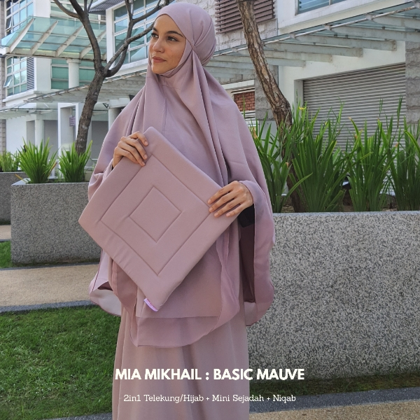 Basic Set : Mauve (Mini)