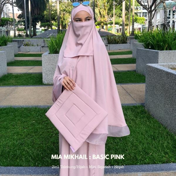 Basic Set : Pink