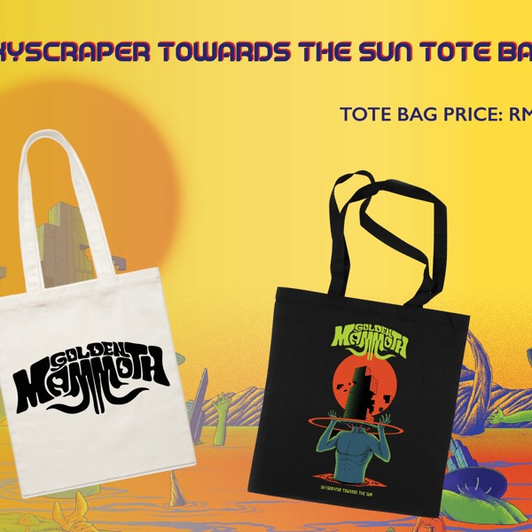 Golden Mammoth Totebags0