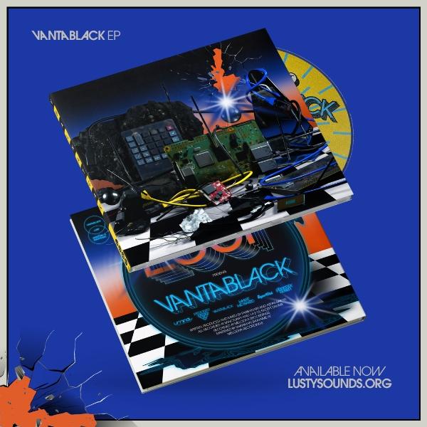 Vantablack CD