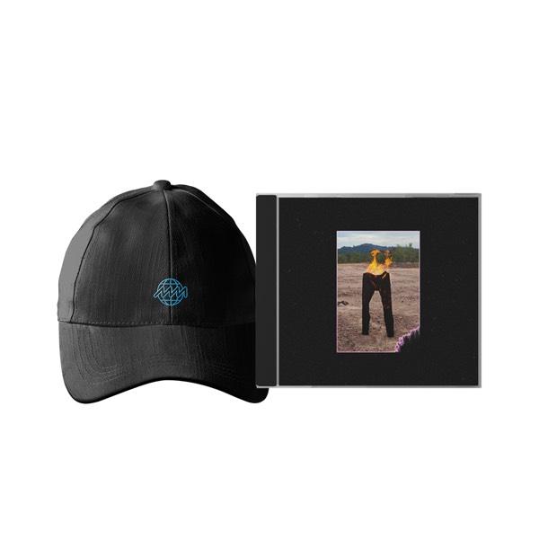 Cap & CD EZ Pack0
