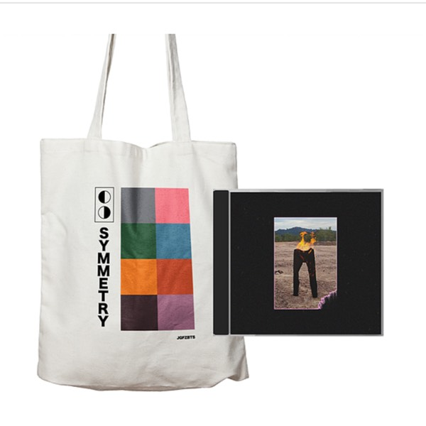 Rest Now Bundle Pack - CD + Totebag0