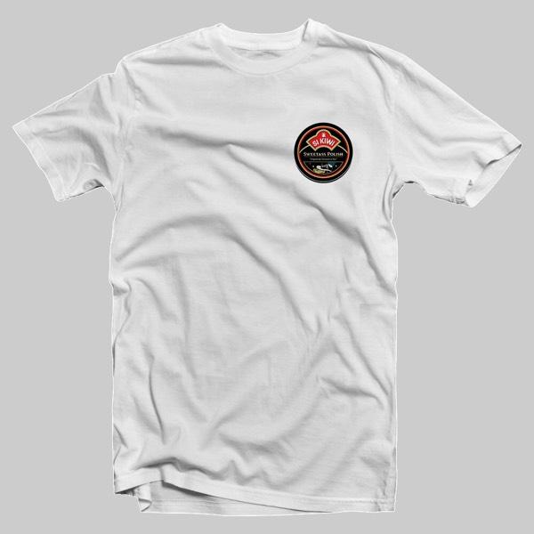 SI KIWI Tshirt (L)WHITE (Postage)0