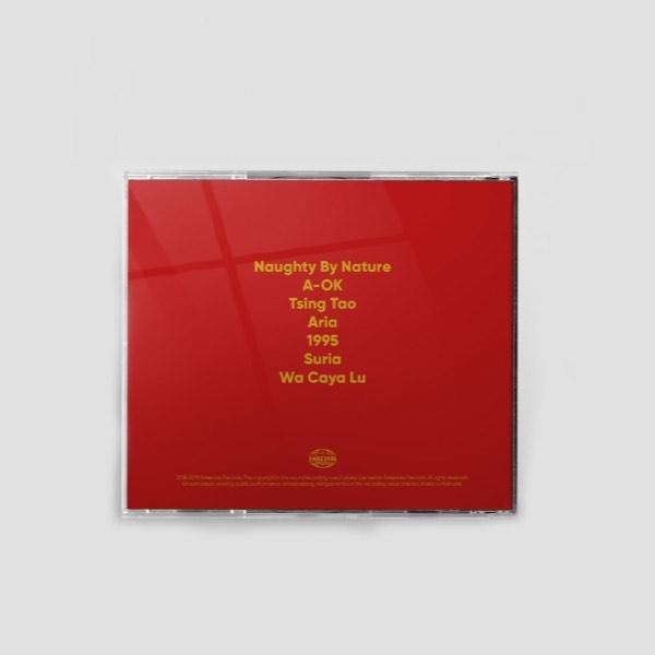 SWEETASS, Wa Caya Lu (Audio CD)(No Delivery)1