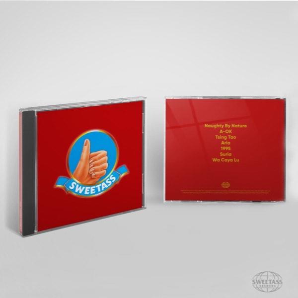 SWEETASS, Wa Caya Lu (Audio CD)(No Delivery)2