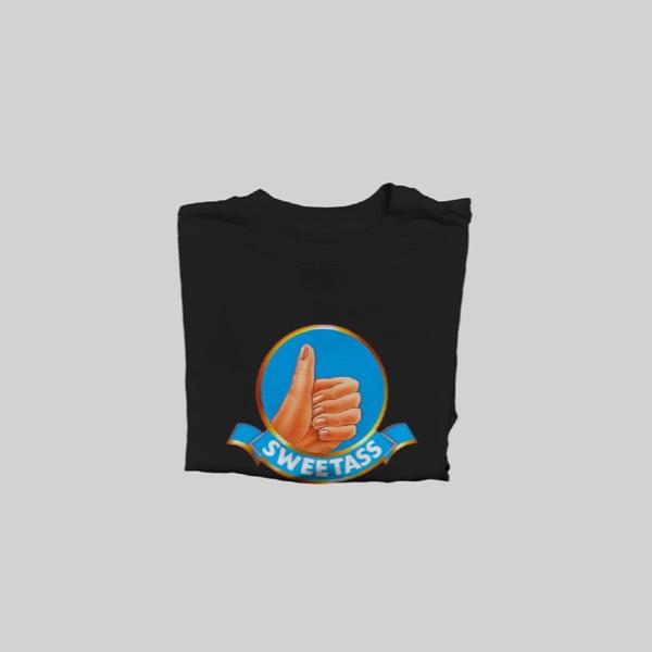 WCL BLACK T-Shirt - (C) 0