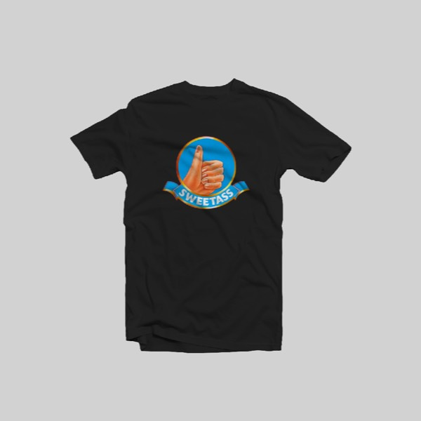 WCL BLACK T-Shirt - (C) 1