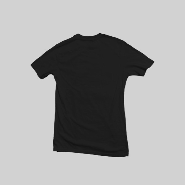 WCL BLACK T-Shirt (XXL) - (C) 2