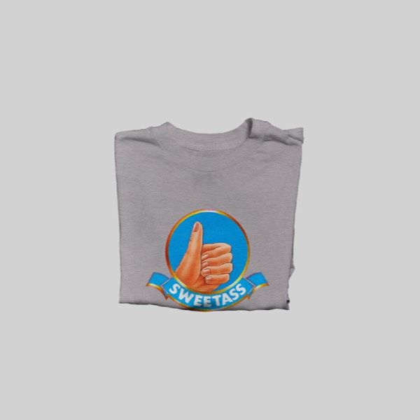 WCL GREY T-Shirt - (C)0