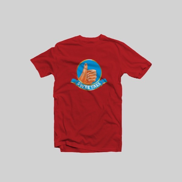 WCL RED T-Shirt - (C) (COD)1