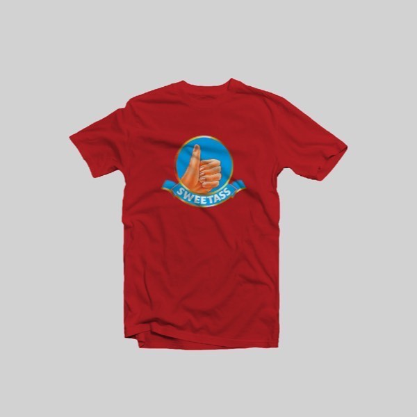 WCL RED T-Shirt (L) - (C) 1