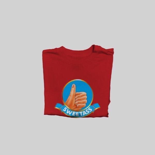 WCL RED T-Shirt (XXL) - (C) 0