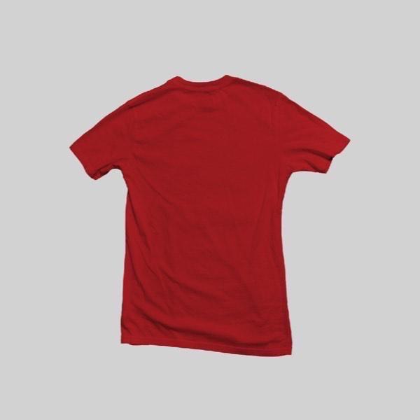 WCL RED T-Shirt (XXL) - (C) 2