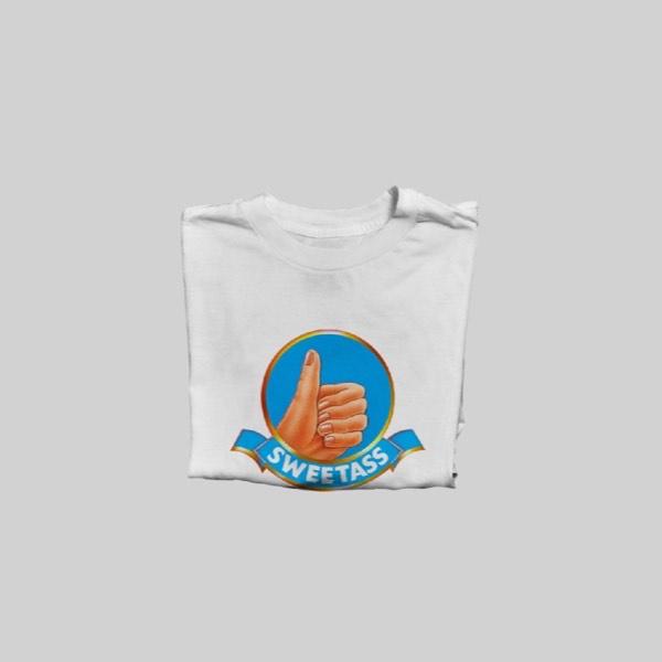 WCL WHITE T-Shirt (M) - (C) 0