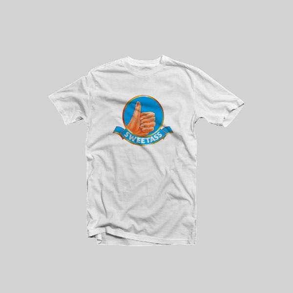 WCL WHITE T-Shirt (XL) - (C) 1