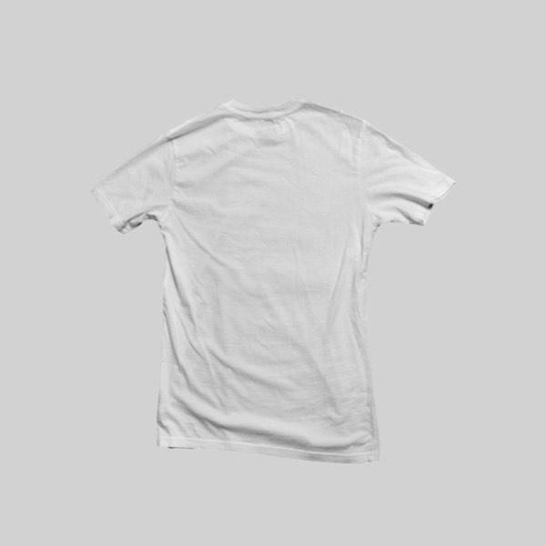 WCL WHITE T-Shirt (XL) - (C) 2
