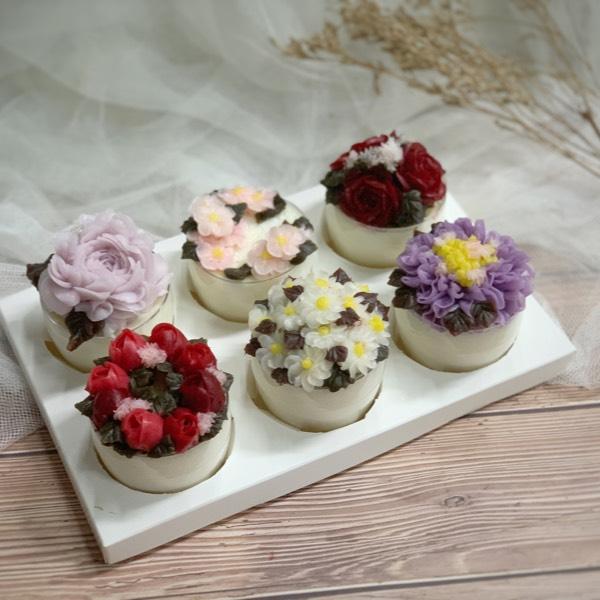 Jelly Cream Flower Class0