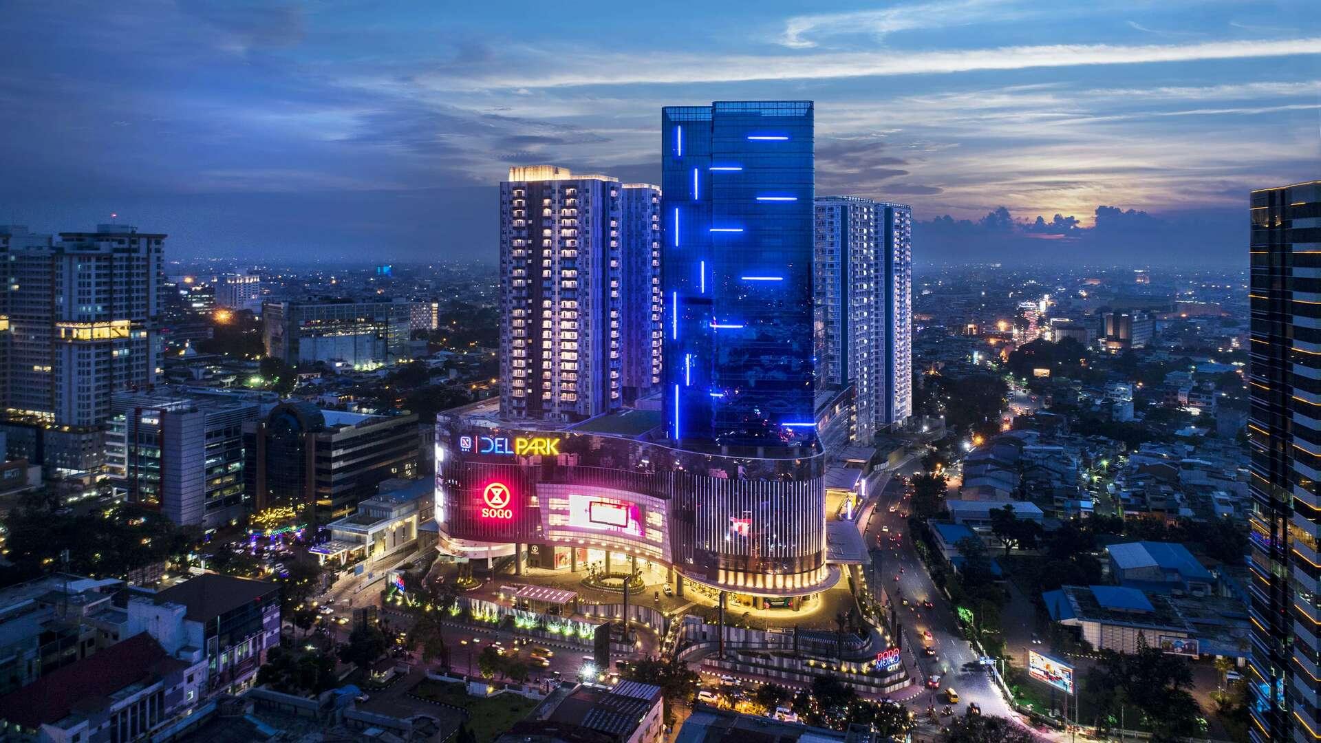Rumah Podomoro City di Deli Medan