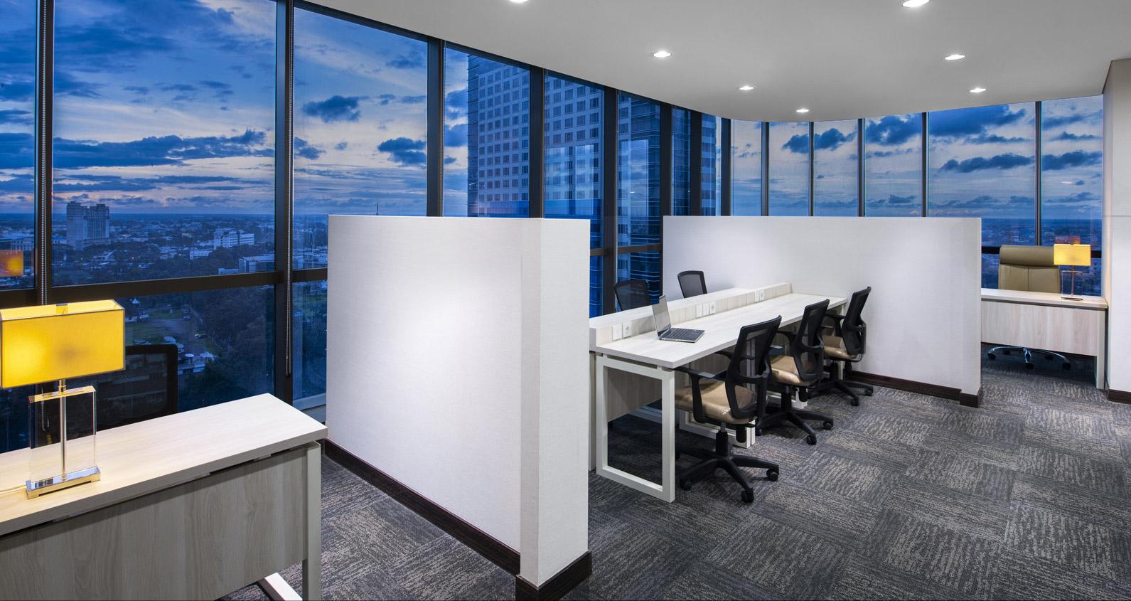 Podomoro City Deli Medan Office Space