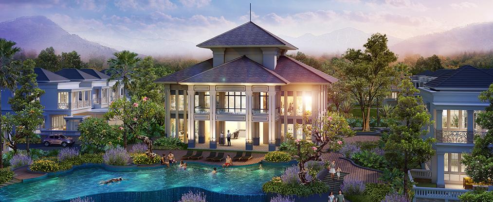 Rumah Podomoro Park di Bandung