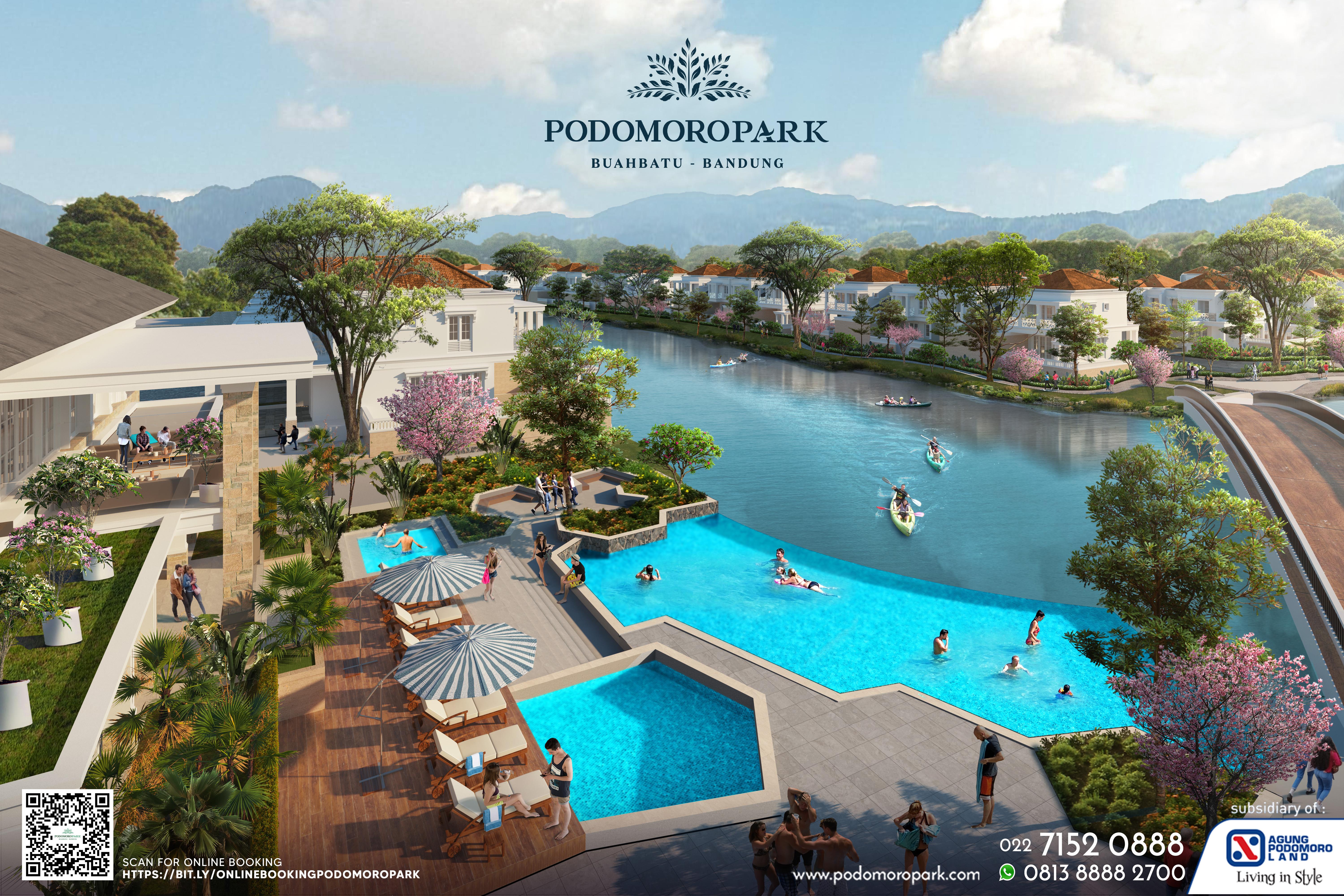 Berita terbaru Podomoro Park Bandung