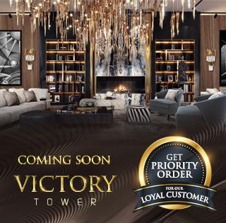 Podomoro City Promo pop up Image