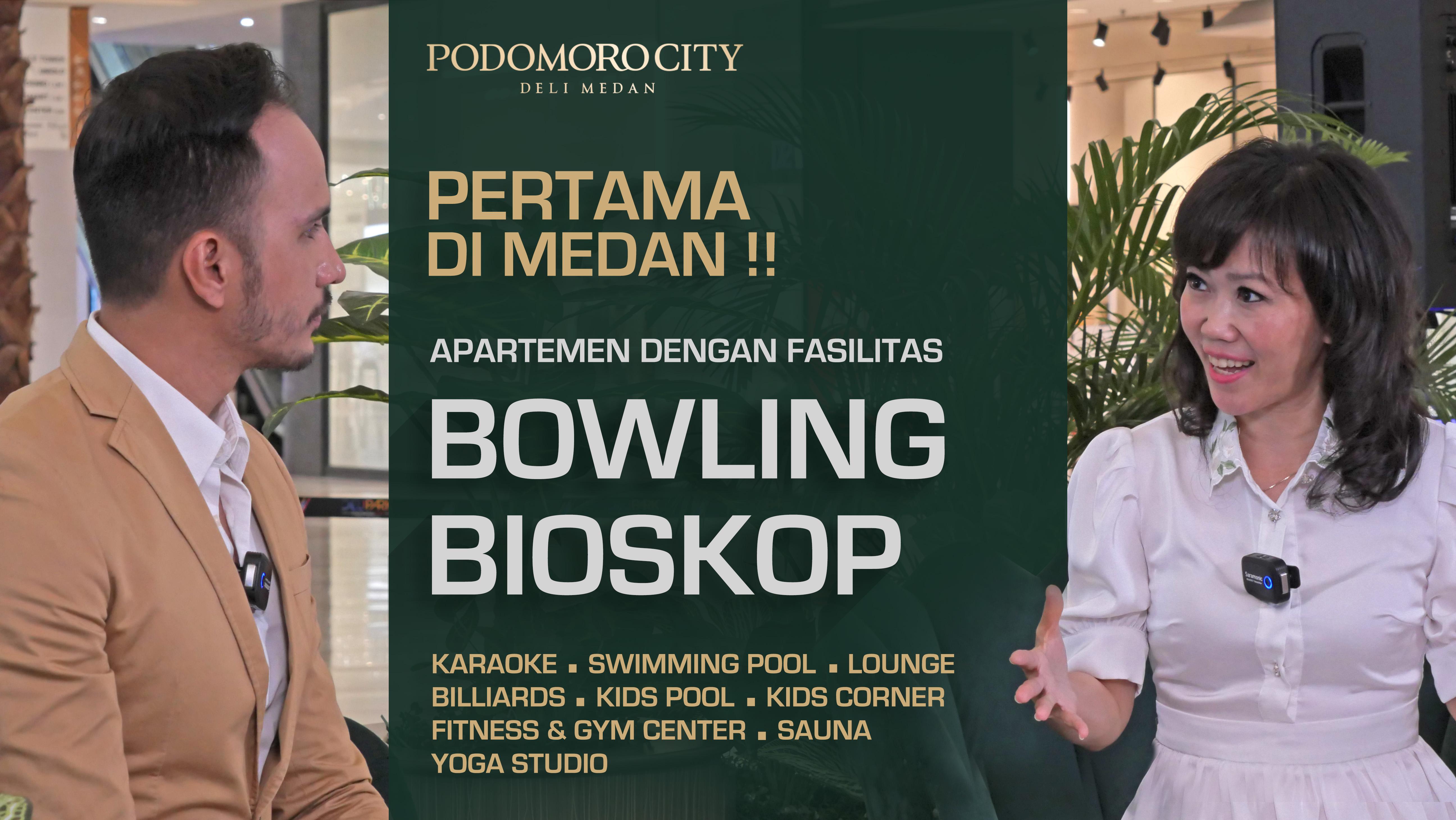 Berita terbaru Podomoro City Deli Medan
