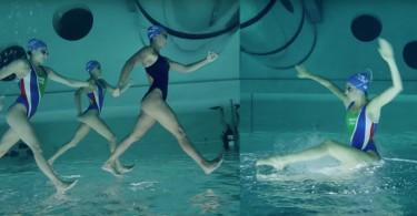 【意想天開】神奇優美!反地心吸力的水上行?